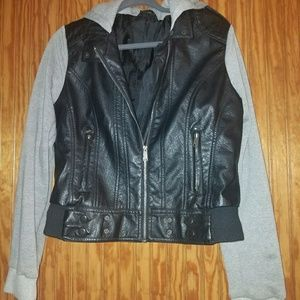[Rue 21] Leather Jacket